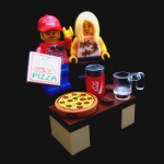 Day 3 - Favourite Food (Pizza and Fizzy, no contest)