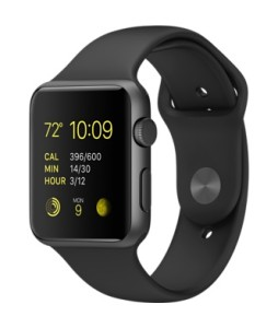 Apple Watch Sport Space Grey